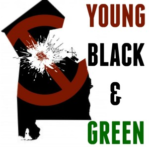 Alabamas Young, Black, & Green