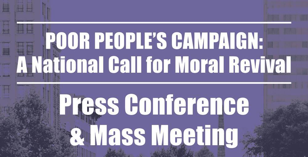 Poor People's Campaign Louisville Mass Meeting