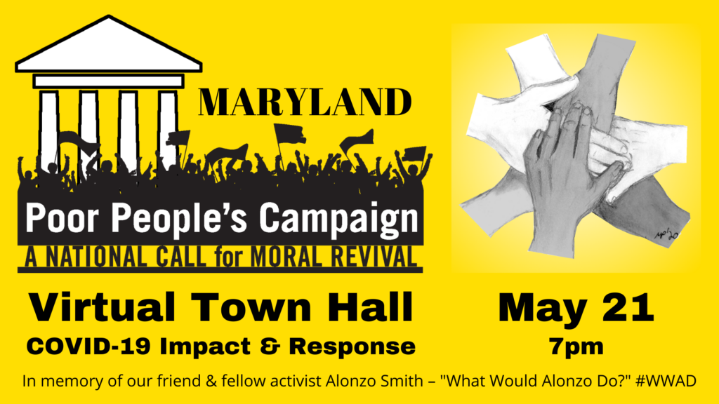 Maryland Town Hall Banner 20200521