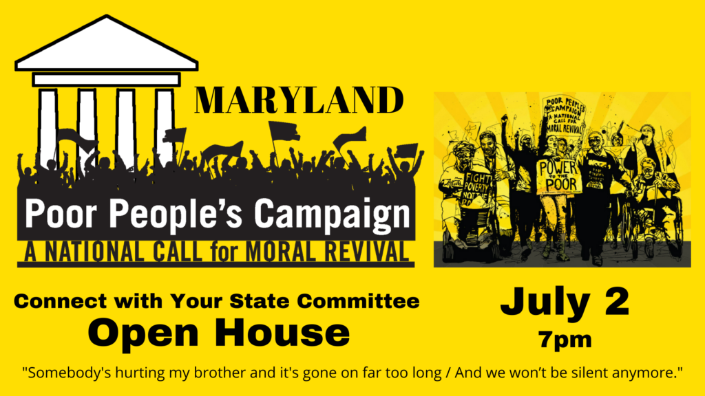 Maryland PPC Open House Banner