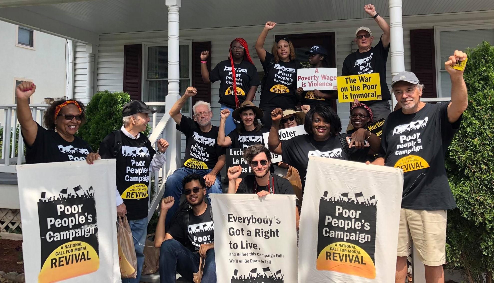 Labor Day Parade 2019 Group Photo